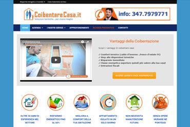 esempio sito web realizzato